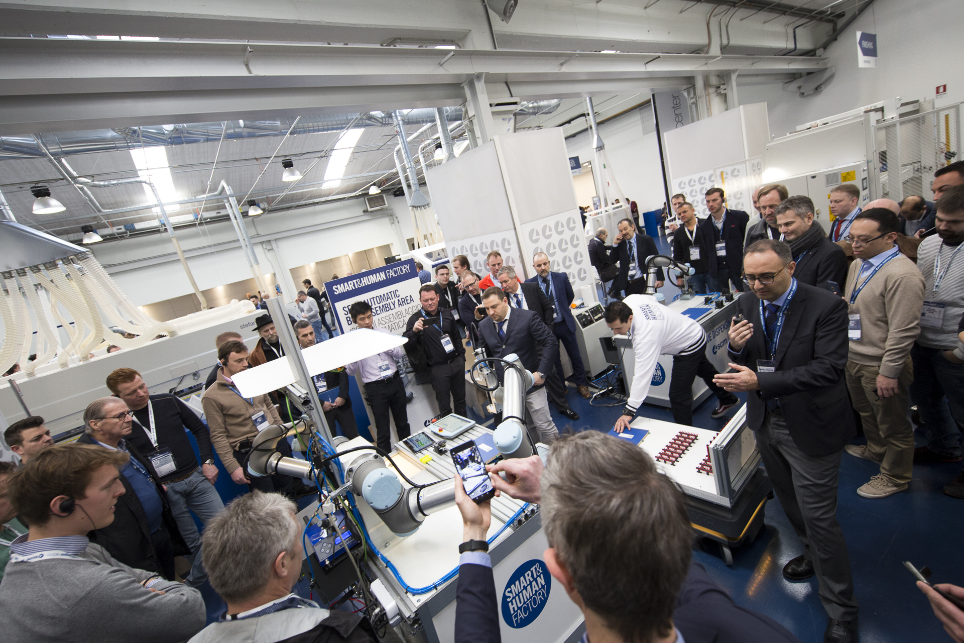 SCM to showcase the successful innovation: 'Smart & Human Factory