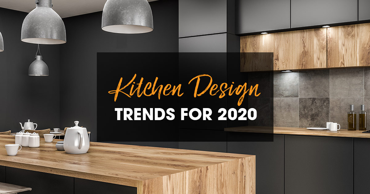 2020 Kitchen Trends You'll Be Seeing in the Coming ... on Kitchen Modern Design 2020  id=40849